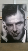 Frank Sinatra Airbrushed Painting Melton West Melton Area Preview