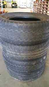 All Terrains 4 tyres KUMHO Coopers Plains Brisbane South West Preview