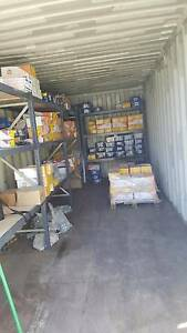 Sea Container 40ft & 20ft Storage Shelving - Sale from $160 Welshpool Canning Area Preview