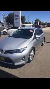 2013 Toyota corolla accent sport Tumbarumba Tumbarumba Area Preview