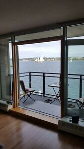 Short term condo for rent on Halifax waterfront