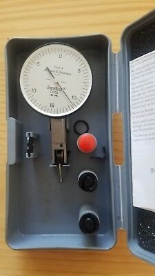 Brown & Sharp Dial Test Indicator, Model #599-7031-3