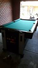 Games table air hockey and 8 ball table Williamstown Barossa Area Preview