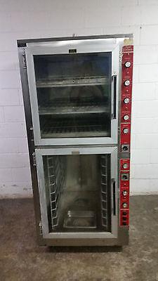 Super System Op-3 Proofer Oven Combination Tested 120208 Volt 1 Phase