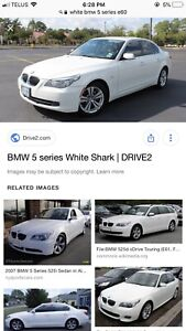 Looking for a BMW 5 series