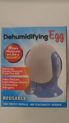 - Dehumidifying EGG - Remove Excess Moisture From the Air!