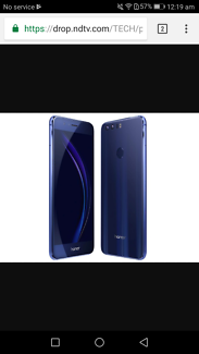 Huawei Honor 8 Blue