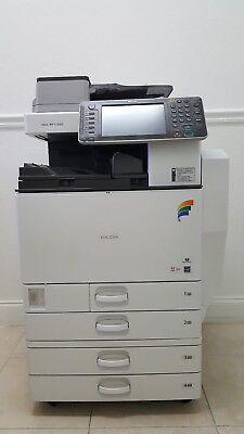 Ricoh Aficio Mpc 5502 Copierprinterscannerfax