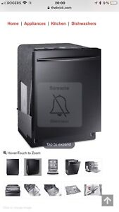 Lave Vaisselle Samsung BLACK STAINLESS