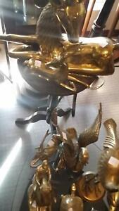 collection of brass animals Marangaroo Wanneroo Area Preview