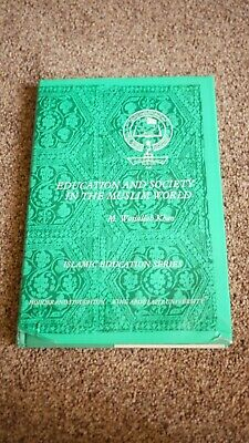Education and Society in the Muslim World - Wasiullah Khan - Hardback Book, used for sale  Shipping to Nigeria