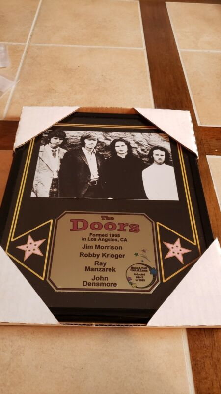 The Doors Collector Picture Photo