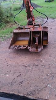 Kubota kx121  excavator
