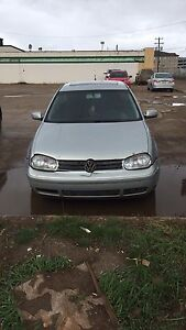 2000 VW GOLF first 600 bucks takes it.