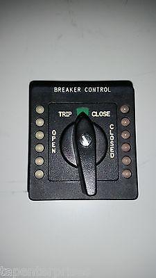 Instrument Transformers Inc. 10a 600v Breaker Control L2r48