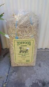Mini Straw Bale Klemzig Port Adelaide Area Preview