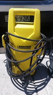 Karcher presure washer