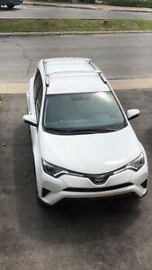 Toyota Rav4 crossbars brand new