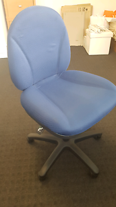 Gas Lift Student Secretary  Chair. Office Furniture North Adelaide Adelaide City Preview