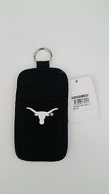 For sale New University Texas Austin Longhorn Accessory or Phone Holder Pouch Key Chain