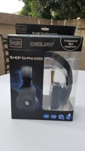 Hercules Over-the-Ear DJ Headphones Black 4780581