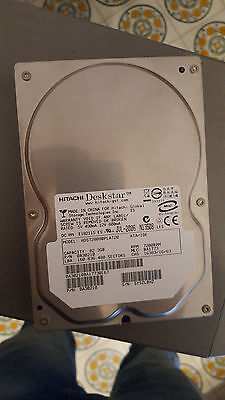 HITACHI HARD DISK IDE 82.3 GB  HDS728080PLATAT20, used for sale  Shipping to Nigeria