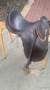 Australian stock saddle 16 inch Nerang Gold Coast West Preview