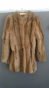 Fur jacket, great xmas gift for your friend who loves taxidermy Darra Brisbane South West Preview