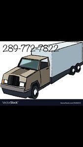 SMALL MOVES AND DELIVERY 289 772 7822