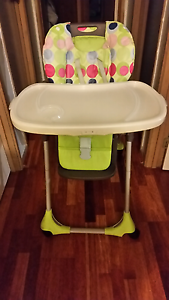 Chicco Polly High Chair Cranbourne West Casey Area Preview