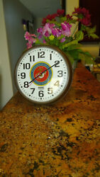 """Chicago Lighthouse 11""""  Clock Department of Navy US Marine Corps Man Cave"""