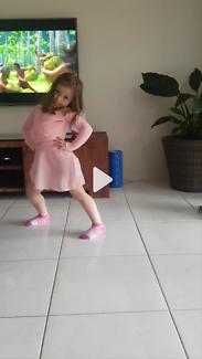 girls ballerina dance outfit costume