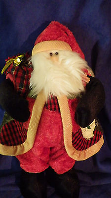Delton Products Santa Home Holiday Christmas Decor 13