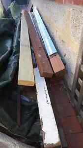 Free building timber, hardwood and pine h2 stud material North Perth Vincent Area Preview