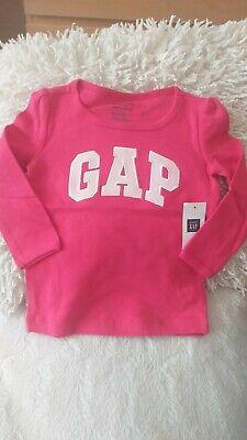 New Baby Gap top 12-18 months