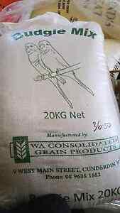20kg budgie seed Wattleup Cockburn Area Preview