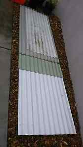 9 corigated roofing iron tin sheets 1.8m to 3.2m Narangba Caboolture Area Preview