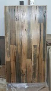 Recycled Hardwood Table Tops - Made to order