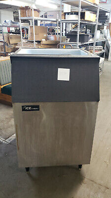 Ice-o-matic Large Ice Bin With Door Ice Hopper