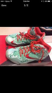 Lebron 11 Christmas edition size 8us Adelaide CBD Adelaide City Preview