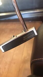 Right Handed Scotty Cameron putter 250$