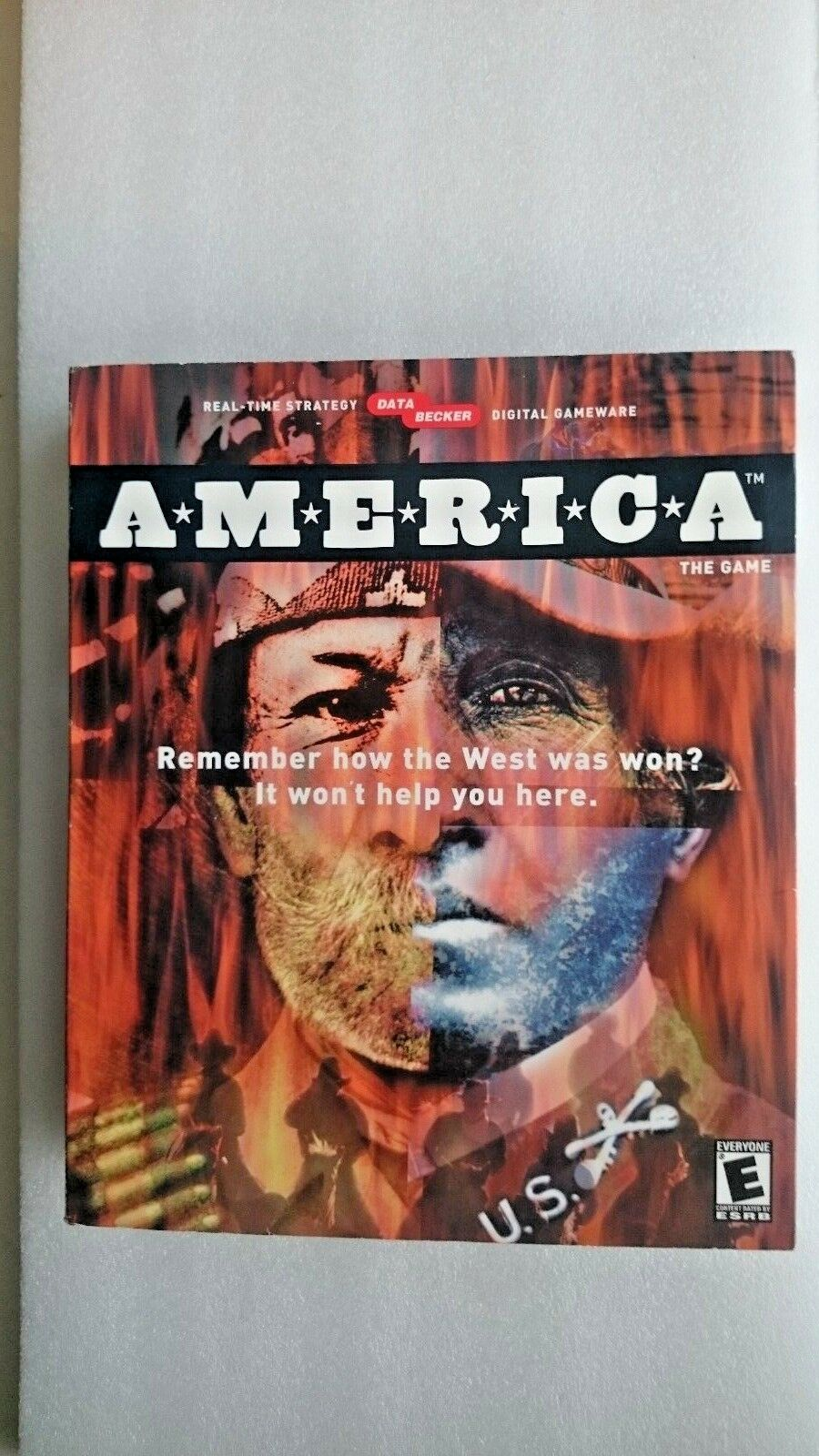 America (PC Windows 2000)  Big Box Edition