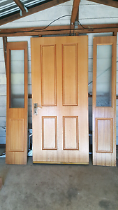 Front door with lock and keys Bidwill Blacktown Area Preview