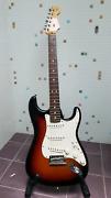 Fender Stratocaster USA Katoomba Blue Mountains Preview