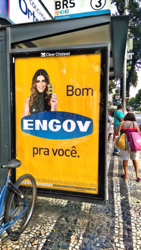 Engov - 50 Tablets - The Brazilian Hangover Cure That Actually Works