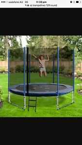 12ft summit - Oz trampolines Quinns Rocks Wanneroo Area Preview