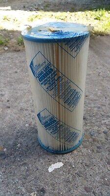 Water Equipment Technologies  Wet  Medium Filtration Filter  Blue Cap
