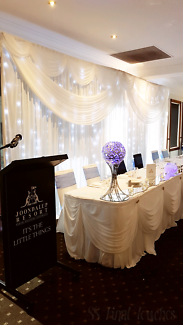 SS Final Touches  ( event hire/decoration )