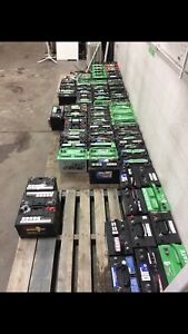 EQ Hitches - Load Levelers - RV Battery ~ Selection ~