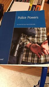 Selling all Police Foundations text books